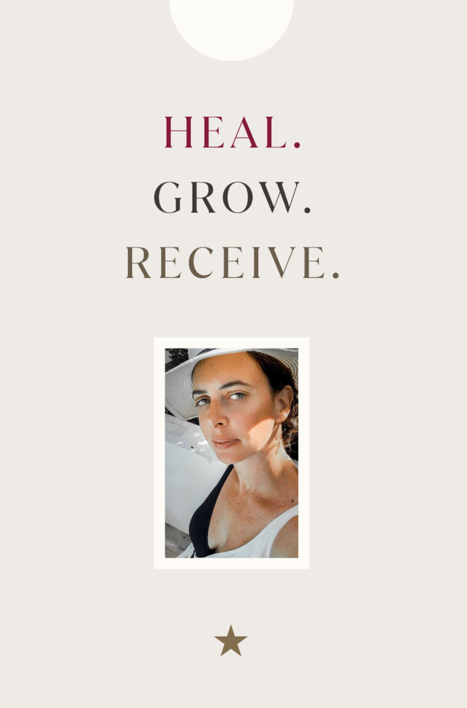 Heal Grow Receive